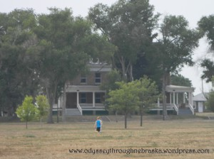 Fort Robinson Officer's House