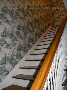 Fort Robinson Soldier Staircase
