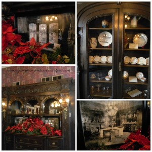 Joslyn Dining Room Collage
