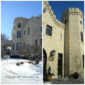 Joslyn Mansion and Carriage House