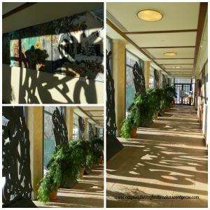 Lauritzen Gardens Hallway Gallery