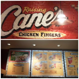Raising Canes in Lincoln