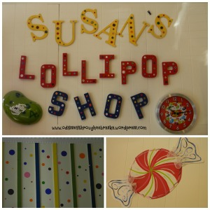 Susan's Lollipop Shop