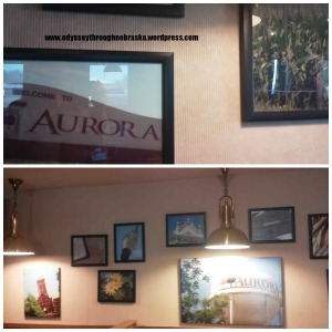 Aurora Pizza Hut Picture Collage
