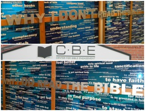 B2Bible Center for Bible Engagement