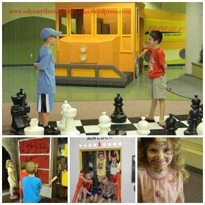 Children's Museum 3rd floor