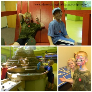 Children's Museum Basement