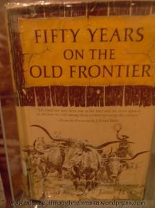 Cowboy Exhibit antique book2