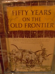 Cowboy Exhibit antique book2
