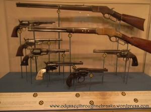 Cowboy Exhibit Guns 2