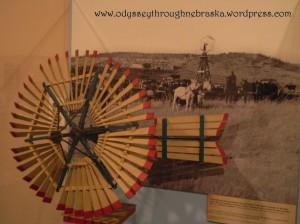 Cowboy Exhibit windmill2