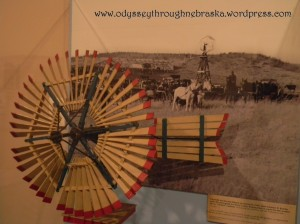 Cowboy Exhibit windmill2