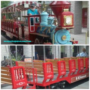 Zoo Train Collage 1