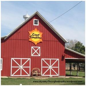 first barn