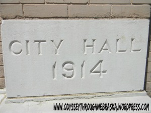 Lux Center City Hall Stone