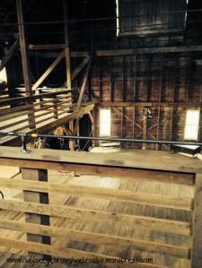 Barn  from Balcony  text 6-14
