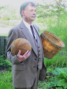 James Naismith Portrayed