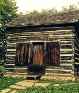 Mayhew Cabin Exterior