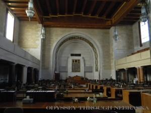 Capitol Legislative Chambers