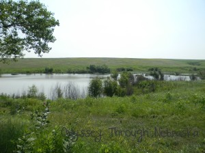 Spring Creek Prairie Audubon Lake